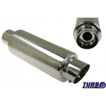 Sport kipufogó dob TurboWorks 71 3'' 76mm be 90mm ki